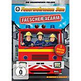 DVD Feuerwehrmann Sam - Falscher Alarm (Teil 4)