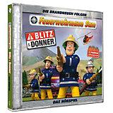 CD Feuerwehrmann Sam - Blitz und Donner