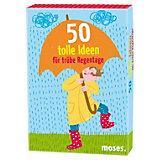 50 tolle Ideen für trübe Regentage, Kartenset