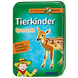 Expedition Natur Quartett Tierkinder