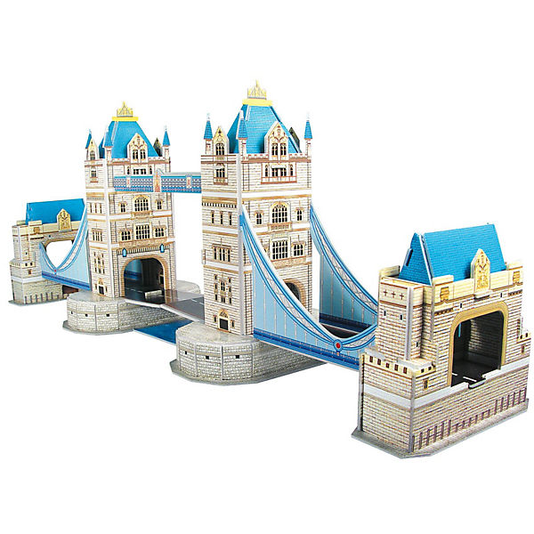 3D-Puzzle Tower Bridge