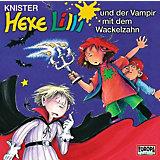 CD Hexe Lilli 18 - und der Vampir mit dem Wackelzahn