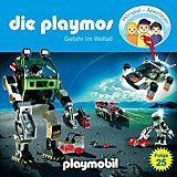 CD Die Playmos 25 - Gefahr im Weltall