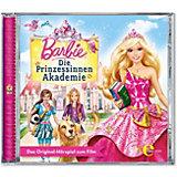CD Barbie - Die Prinzessinnen Akademie