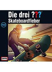 CD Die Drei ??? 152 - Skateboardfieber