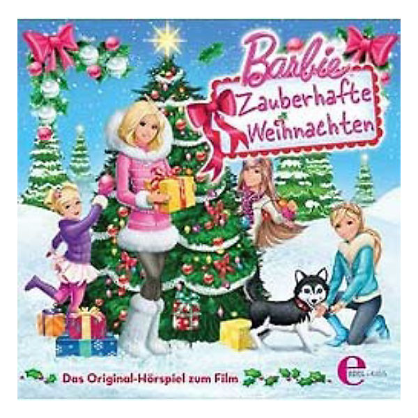 cd barbie zauberhafte weihnachten barbie mytoys. Black Bedroom Furniture Sets. Home Design Ideas