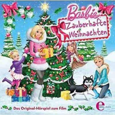cd barbie zauberhafte weihnachten barbie mytoys. Black Bedroom Furniture Sets. Home Design Ideas