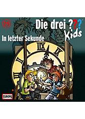 CD Die Drei ??? Kids 25 - In letzter Sekunde
