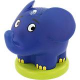 Musik-Sternenlicht Elefant, blau