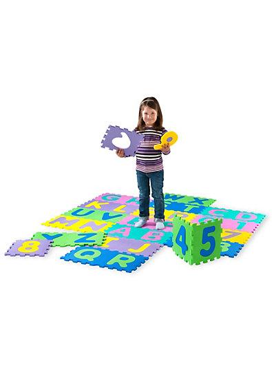 Puzzlematte 36-teilig