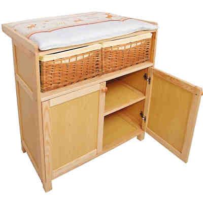 wickelkommode florian ahorn creme pinolino mytoys. Black Bedroom Furniture Sets. Home Design Ideas
