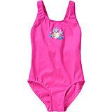 FASHY Kinder Badeanzug, pink