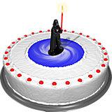 Kuchenkerze Star Wars Darth Vader