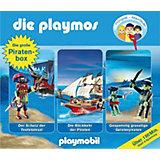 CD Die Playmos - Hörspielbox-Piraten