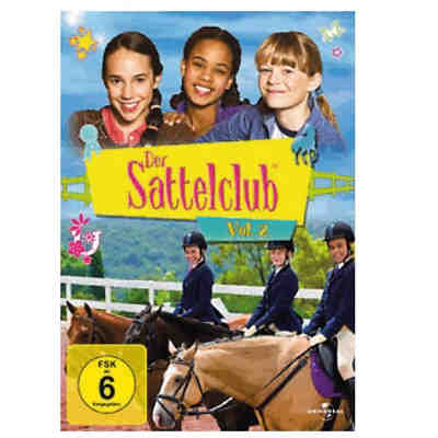 DVD Der Sattelclub - Vol. 2 (Episoden 14-26, 2 DVDs)
