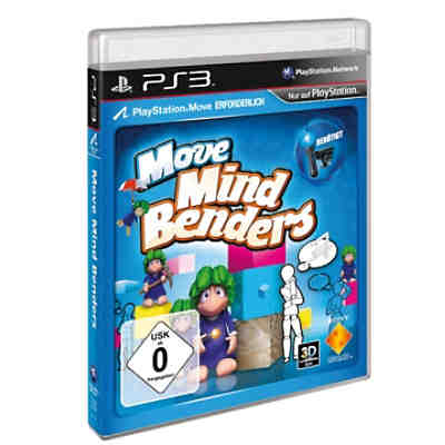 PS3 Move Mind Benders (Move)