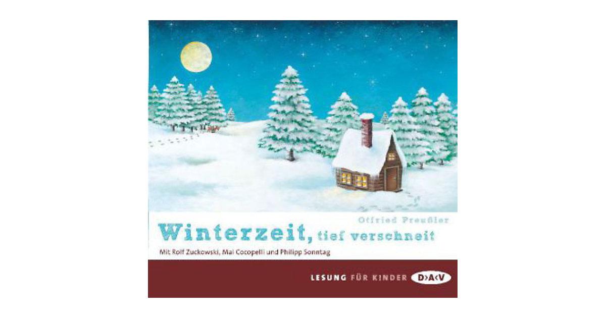 CD Otfried Preußler - Winterzeit, tief verschneit
