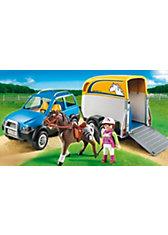 PLAYMOBIL® 5223 PKW mit Pferdeanhänger
