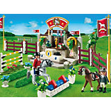 PLAYMOBIL 5224 Лошади: Манеж для выездки и конкура