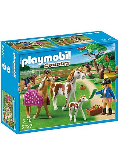 PLAYMOBIL® 5227 Pferdekoppel