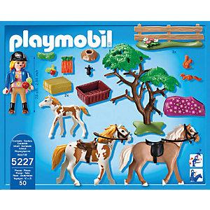 PLAYMOBIL 5227 Paddock