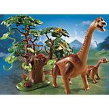 PLAYMOBIL 5231 Brachiosaurus with Baby