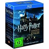 BLU-RAY Harry Potter Box 1 bis 7.2 (11 Disc)