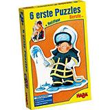 HABA 6 erste Puzzles - Berufe