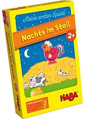 HABA 4676 Meine ersten Spiele - Nachts im Stall!