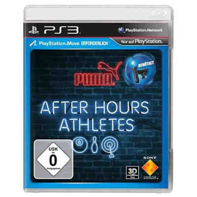 PS3 After Hours Athlets