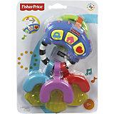 Fisher-Price Музыкальная игрушка прорезыватель ключики