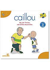 CD Caillou 24 - Opi, der Trainer