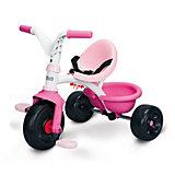 "Dreirad ""Be move girl"" (pink)"