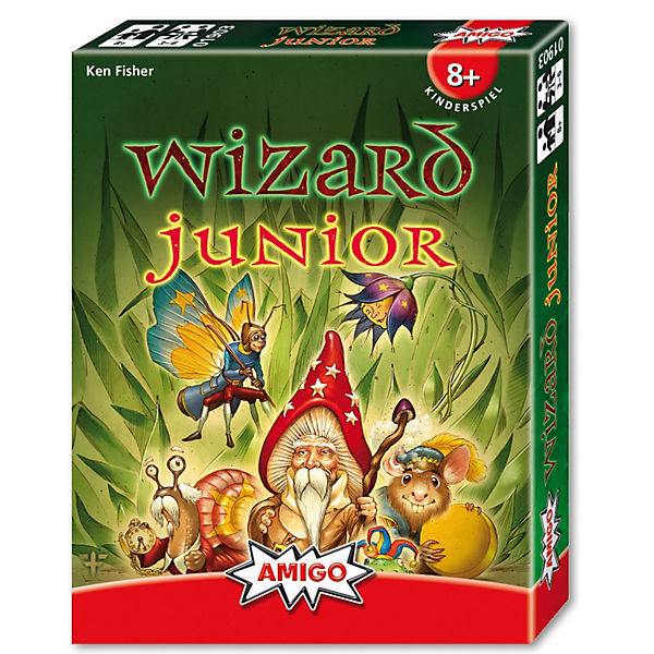 AMIGO Wizard Junior
