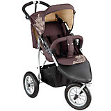 Jogger Joggy S, chocolate-beige