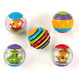 Shake & Spin Activity Balls Toy