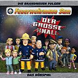 CD Feuerwehrman Sam - Der große Knall