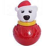 """Стеллар Неваляшка  малая """" Белый медведь-2"""" коробка"""