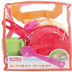 Стеллар Посуда детская набор №2