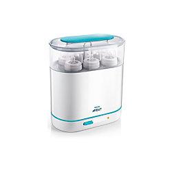 Электрический паровой стерилизатор Philips AVENT 3-в-1 (без наполнения)