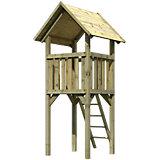 Spielturm Pfiffikus mit Dach