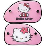 Sonnenschutz XL für Seitenscheiben, Hello Kitty, 2er Pack