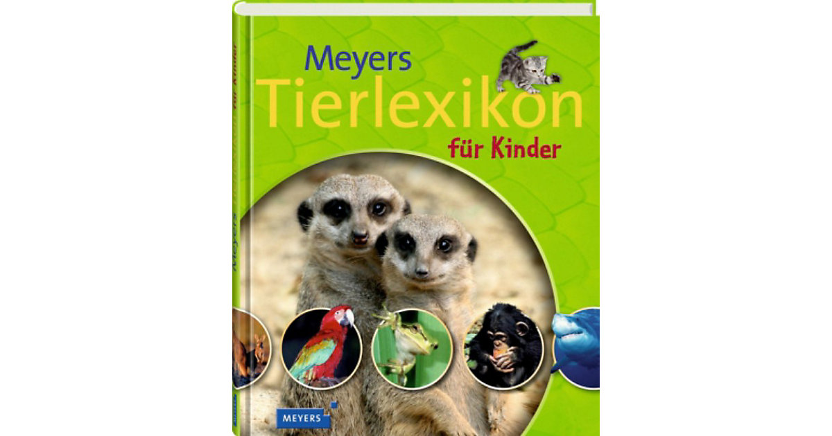 Buch - Meyers Tierlexikon Kinder Kinder