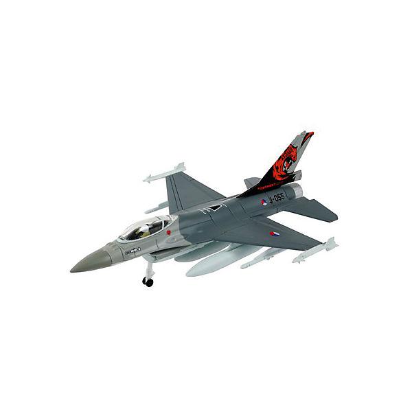 Сборка Самолет Истребитель F-16 Fighting Falcon
