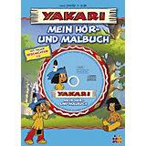 Yakari: Mein Hör- und Malbuch (inkl. CD)