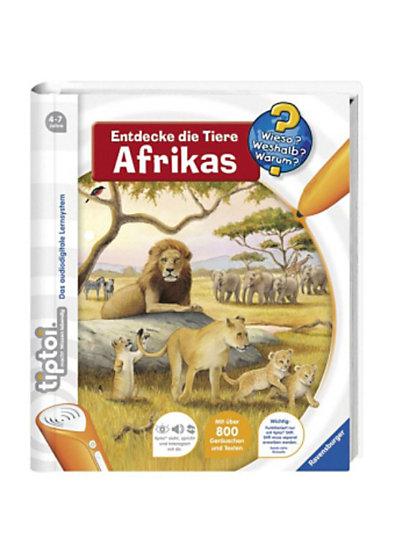 tiptoi®: WWW Entdecke die Tiere Afrikas