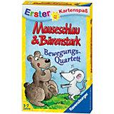 Mauseschlau&Bärenstark Bewegungsquartett