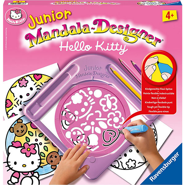 JUNIOR Mandala-Designer® Hello Kitty