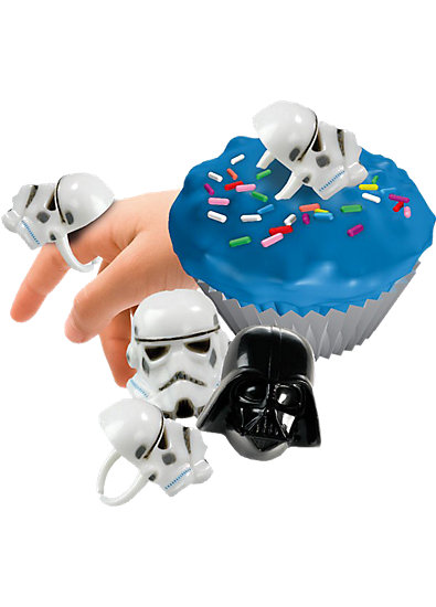 Dekoringe Star Wars 12 Stück