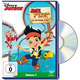 DVD Jake und die Nimmerland Piraten - Yo Matrosen, o hey